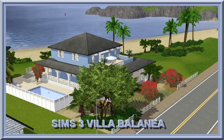 [Site Sims 2-Sims 3 -Sims 4] Les maisons de Dom - Page 3 Balane10