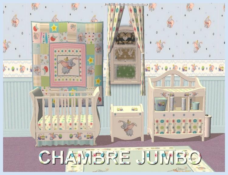 [Site Sims 2-Sims 3 -Sims 4] Les maisons de Dom - Page 2 Chambr10