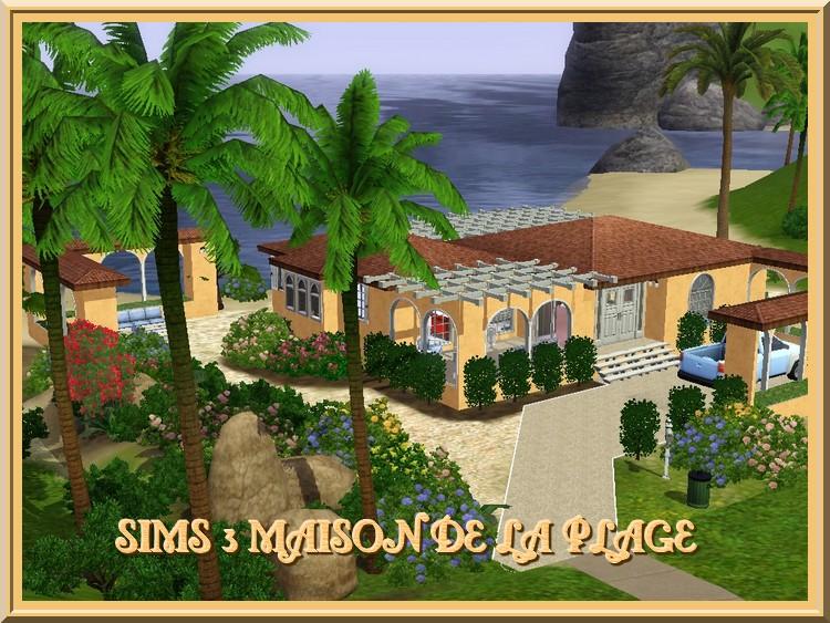 [Site Sims 2-Sims 3 -Sims 4] Les maisons de Dom - Page 2 Sims3_10