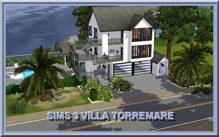 [Site Sims 2-Sims 3 -Sims 4] Les maisons de Dom - Page 3 Torrem10