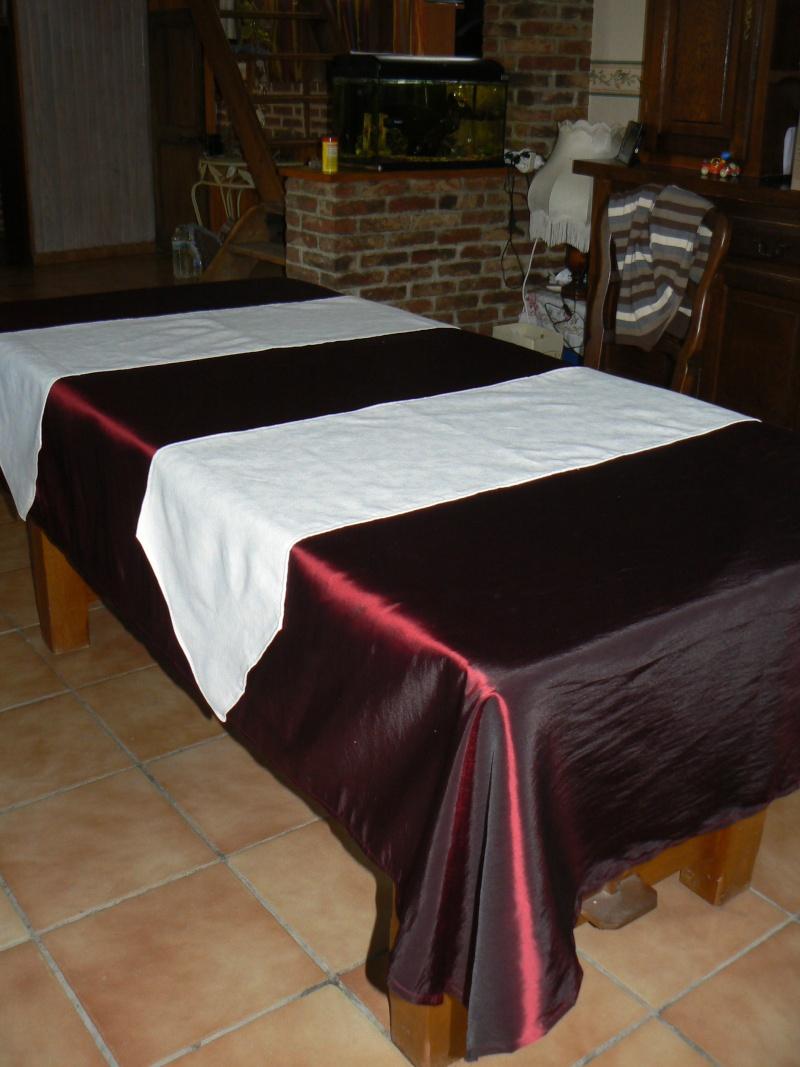 Nappe et chemins de table P1190313
