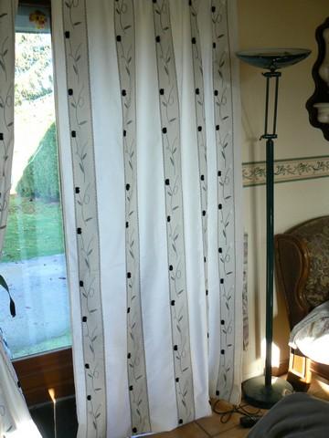 Mes nouveaux rideaux Permis10
