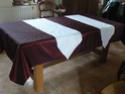 Nappe et chemins de table P1190311
