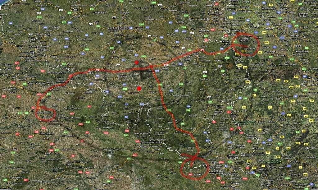 A la Recherche de Spots d'observation Rayond10