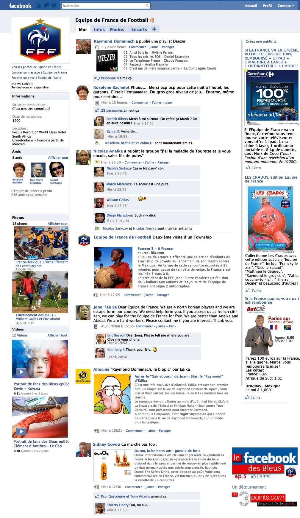 Allez les bleus Facebo10