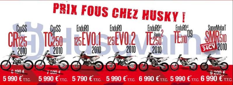 HUSKY - Les Promos du moment Husky10