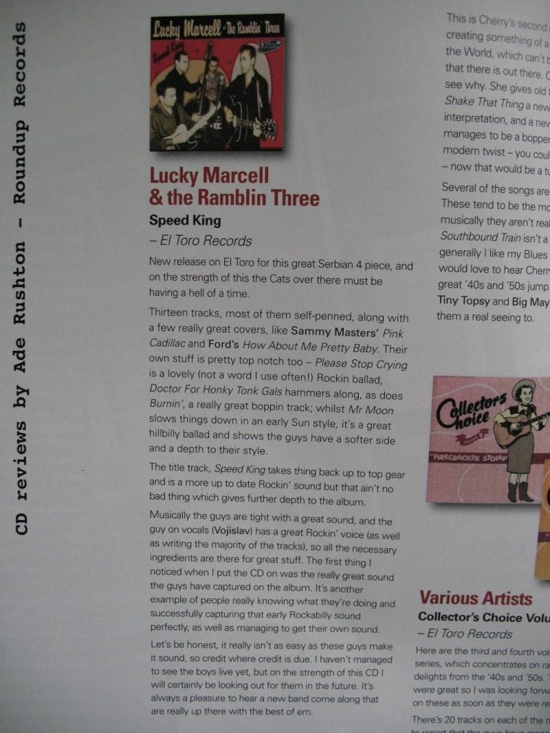 LUCKY MARCELL &  The Ramblin Three Img_7810