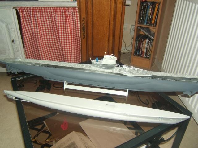 peinture - USS GATO SS-212 Photos10