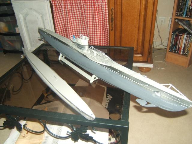 peinture - USS GATO SS-212 Photos11