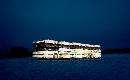 1 bus = 50 bagnoles.... Bus10