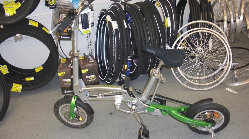 Vélo pliant électrique très compact et 10kg au total ! Cimg0112