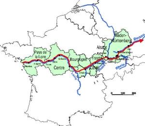 L'Eurovéloroute des fleuves.... Fleuve10