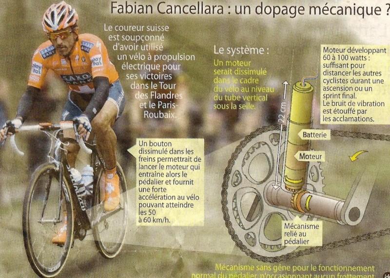 Un pavé dans le cyclisme business... Numari11