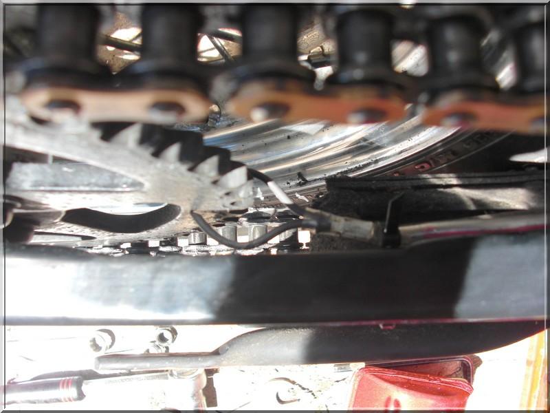 TUTORO chain oiler Tutoro12