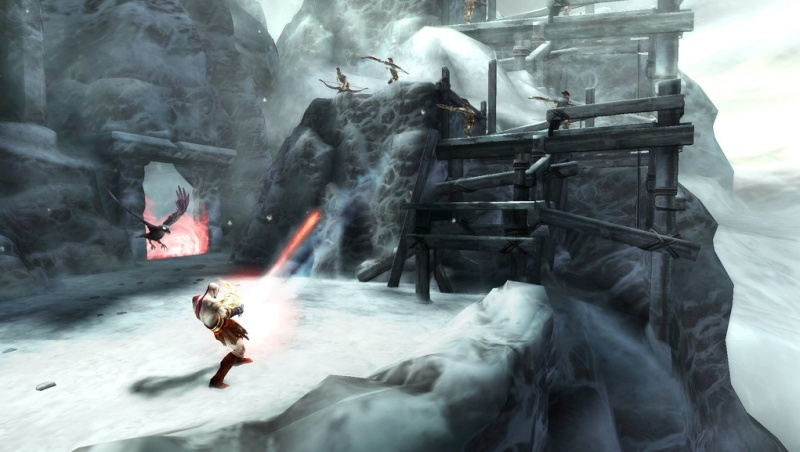 [Annonce] God of war: ghost of Sparta Godofw13
