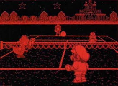 [Console] Virtual Boy (Nintendo) 1995 Mario-10