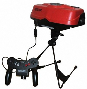 [Console] Nintendo Virtual Boy (1995) Vgd00710