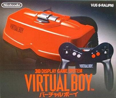[Console] Nintendo Virtual Boy (1995) Virtua10