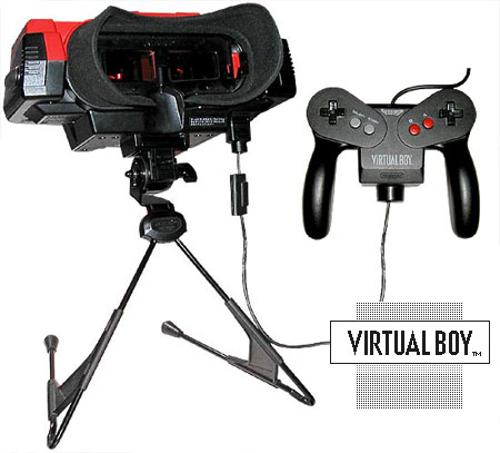 [Console] Nintendo Virtual Boy (1995) Virtua11