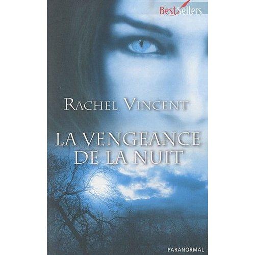 Les griffes de la nuit/Shifters (série) - Rachel Vincent 51kwv210