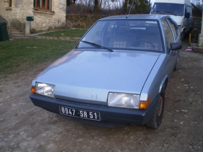 Les Citroën à Kévinou P3160010