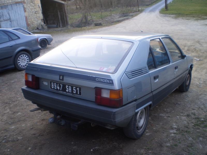 Les Citroën à Kévinou P3160011