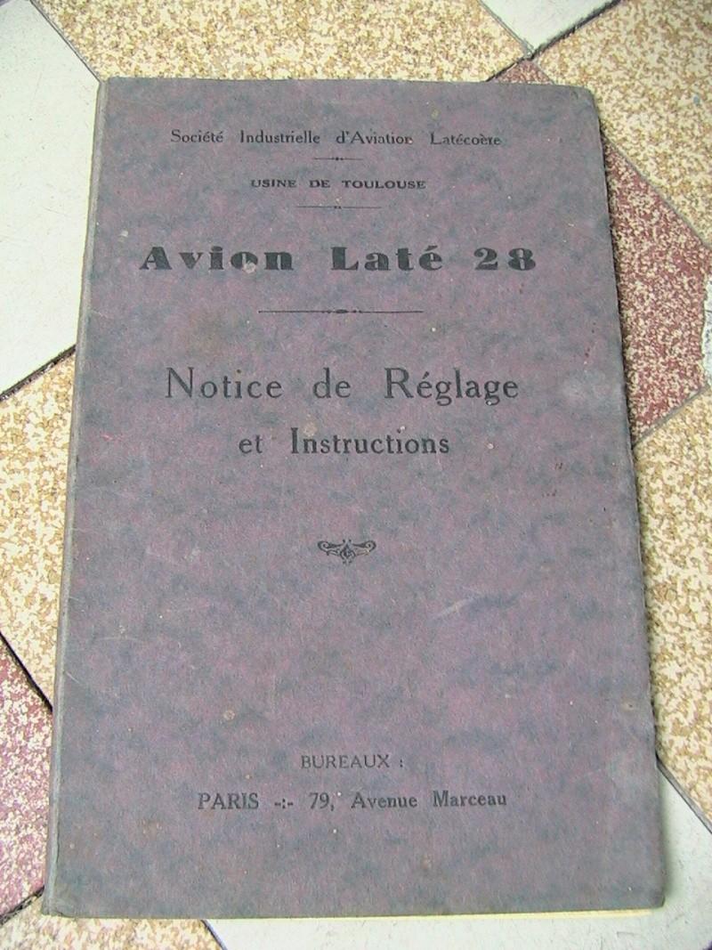 Notice avion latécoère 28 et moteur renault 450 et 500 cv Avril214