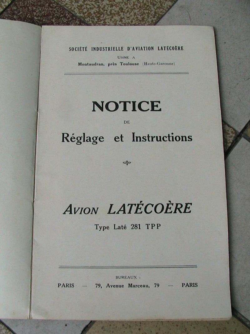 Notice avion latécoère 28 et moteur renault 450 et 500 cv Avril215