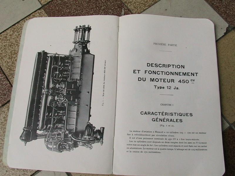 Notice avion latécoère 28 et moteur renault 450 et 500 cv Avril218