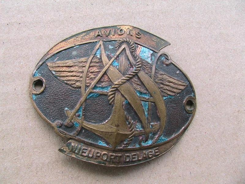 Plaque Avions Nieuport delage Juin2016