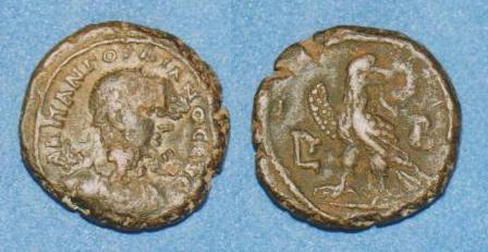 Classement des tétradrachmes d'Alexandrie  Alexan13