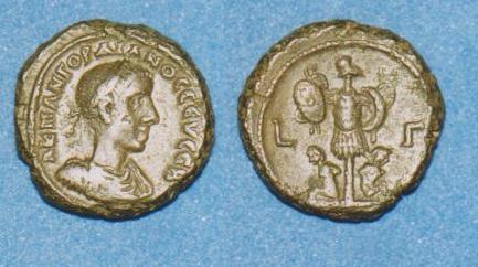 Classement des tétradrachmes d'Alexandrie  Alexan22