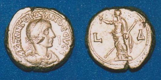 Classement des tétradrachmes d'Alexandrie  Alexan25