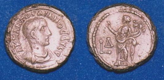 Classement des tétradrachmes d'Alexandrie  Alexan26