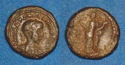 Classement des tétradrachmes d'Alexandrie  Alexan34