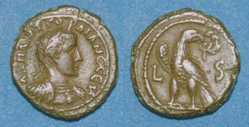 Classement des tétradrachmes d'Alexandrie  Alexan43