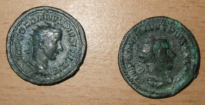 La fabrication des monnaies fourrées au 3e siècle Dscf5319
