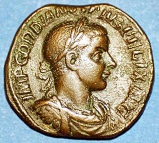 Le monnayage de Gordien III