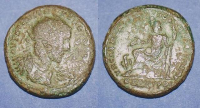 Monnayage de Nikopolis Nikopo22