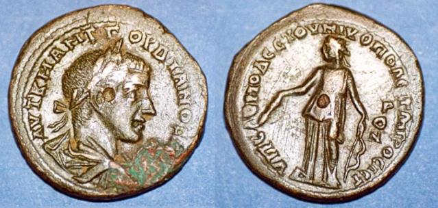 Monnayage de Nikopolis Numari70