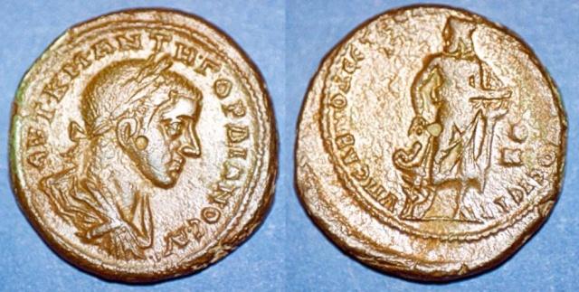 Monnayage de Nikopolis Numari71