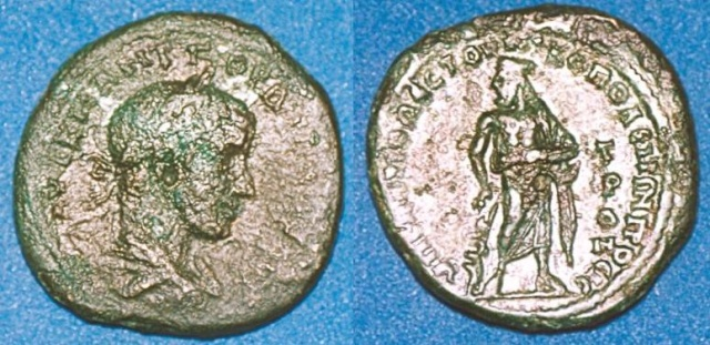 Monnayage de Nikopolis Numari72