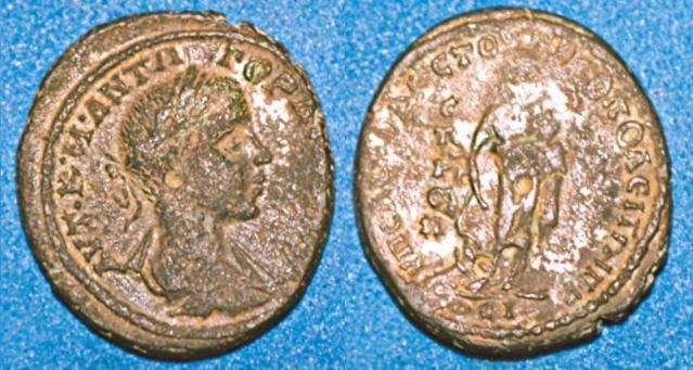 Monnayage de Nikopolis Numari73