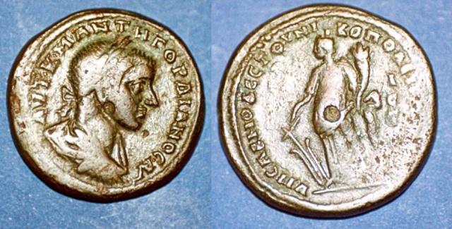 Monnayage de Nikopolis Numari76