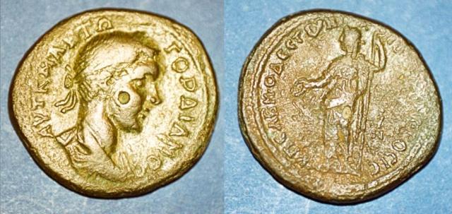 Monnayage de Nikopolis Numari78