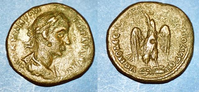 Monnayage de Nikopolis Numari79