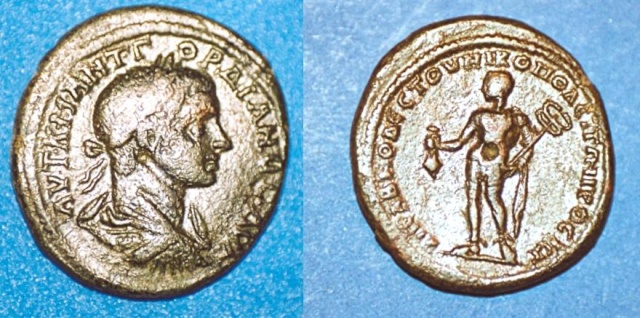 Monnayage de Nikopolis Numari82