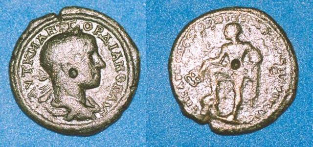 Monnayage de Nikopolis Numari84