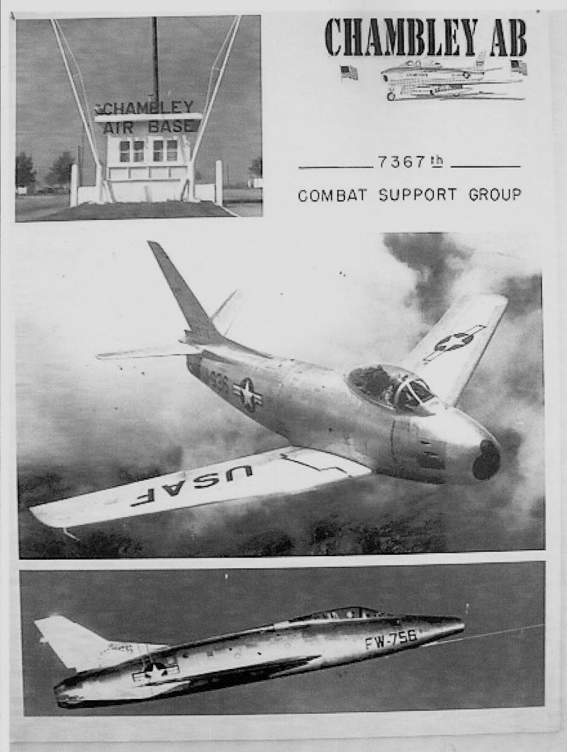 USAFE / CHAUMONT AIR BASE - Page 2 Numari19