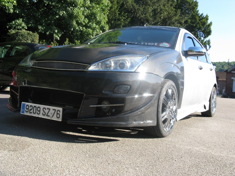 FORD FOCUS CARBONE EDITION DE FRED - Page 2 France38